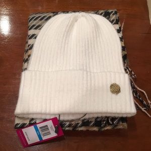 NWT Vince Camino Hat and Scarf Set